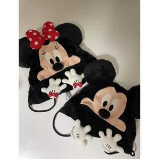ディズニー(Disney)のディズニー ミッキー ミニー ファンキャップ 帽子(キャラクターグッズ)