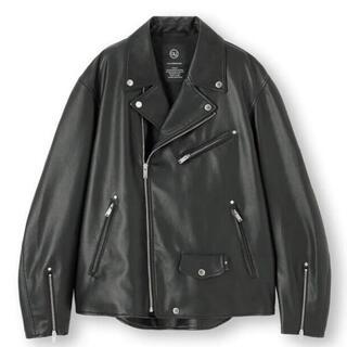 GU - GU undercover レザー leather