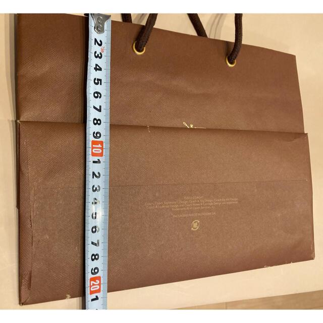 COACH レザータグ★未使用品 レディースのファッション小物(キーホルダー)の商品写真