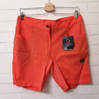 マムート(Mammut)の【新品】MAMMUT Ws Runbold Light Shorts L ピンク(登山用品)