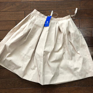 BURBERRY BLUE LABEL - バーバリーブルーレーベル膝丈スカート フォーマル 38
