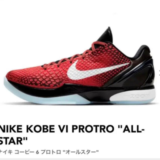 NIKE - コービー6プロトロ AS