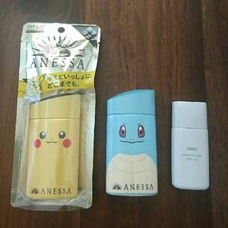 アネッサ(ANESSA)の新品美品set!アネッサのパーフェクトUVポケモンパッケージ(化粧下地)