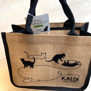 カルディ(KALDI)のカルディ 猫の日バッグ 2月22日限定 KALDI(トートバッグ)