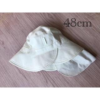 コンビミニ(Combi mini)のベビー 帽子 48cm 【新品未使用】(帽子)