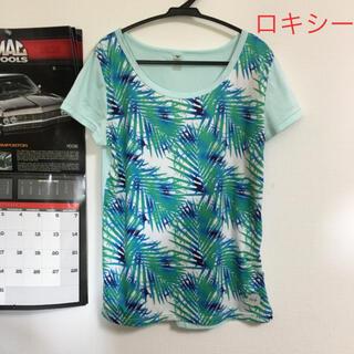 ロキシー(Roxy)の美品 ロキシー Tシャツ(トレーニング用品)