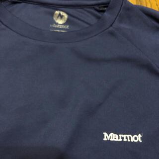 マーモット(MARMOT)のスポーツTシャツ(Tシャツ/カットソー(半袖/袖なし))