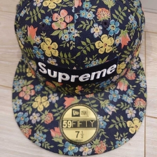 Supreme - supreme newera LIBERTY 59.6cm