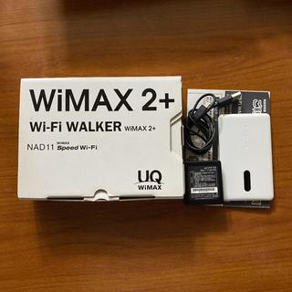 NEC - WiMAX2+WiFiルーター NAD11
