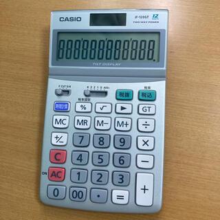 カシオ(CASIO)の電卓 JF-120GT CASIO(オフィス用品一般)