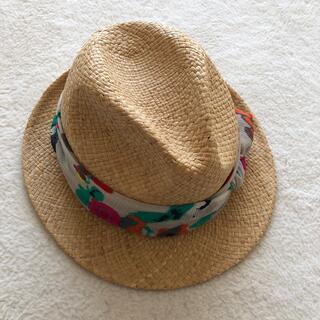 LE CIEL BLEU - ルシェルブルー 帽子 麦わら帽子