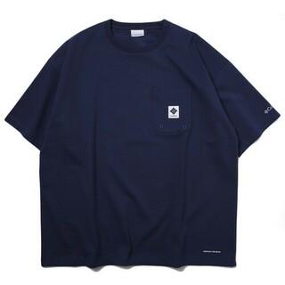 Columbia - フリークス×Columbia Tシャツ