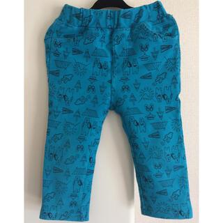 アカチャンホンポ(アカチャンホンポ)のキッズ 7分丈 パンツ ズボン サイズ100 ・110(パンツ/スパッツ)