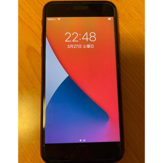 アップル(Apple)のiPhone 8 256GB PRODUCT RED SIMフリー(スマートフォン本体)