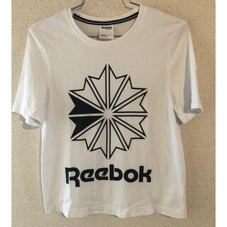 Reebok - Reebok♡Tシャツ M