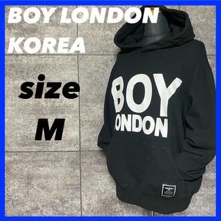 ボーイロンドン(Boy London)のBOY LONDON KOREA ボーイロンドン パーカー サイズM オルチャン(パーカー)