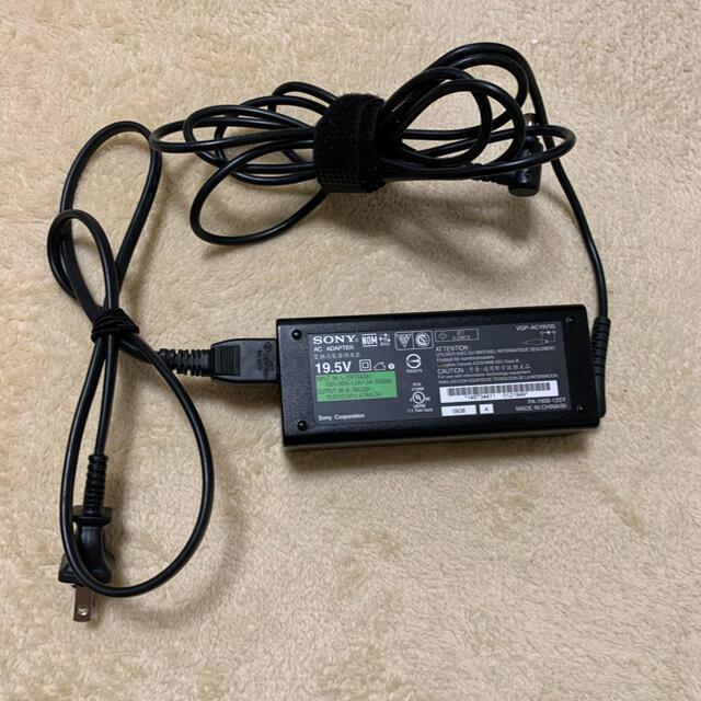 VAIO(バイオ)のSONY VAIO VPCCW18FJ スマホ/家電/カメラのPC/タブレット(ノートPC)の商品写真