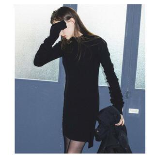 ALEXIA STAM - juemi Pillingless Long Sleeve Knit Dress