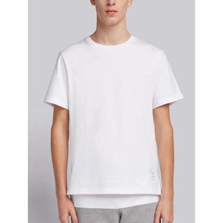 トムブラウン(THOM BROWNE)のthom browne   tee(Tシャツ/カットソー(半袖/袖なし))
