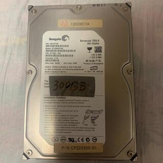 トウシバ(東芝)のHDD 3.5インチ 300GB(PCパーツ)