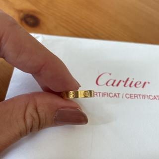 Cartier - Cartier ミニラブリング