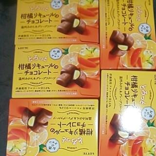 柑橘リキュール5箱(菓子/デザート)