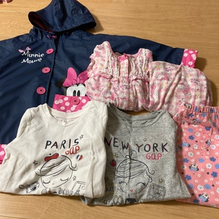 babyGAP - 子供服まとめ売り 女の子 100〜110