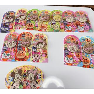 フジヤ(不二家)のアンパンマンチョコ 12個 &おまけ1つ(菓子/デザート)