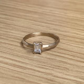 KAORU - KAORU カオル K18ダイヤモンドリング 1点モノ 美品