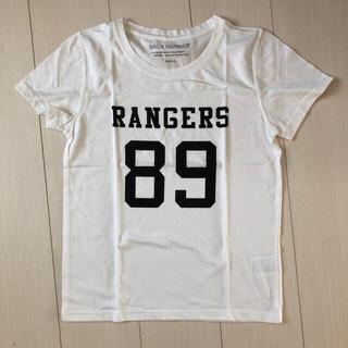 バックナンバー(BACK NUMBER)のレディース Tシャツ Sサイズ(Tシャツ(半袖/袖なし))
