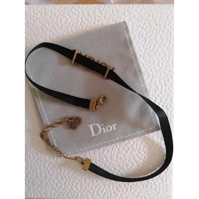 Dior(ディオール)のクリスチャンディオール jadior チョーカー ネックレス レディースのアクセサリー(ネックレス)の商品写真