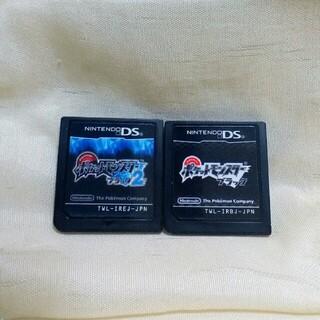 ポケモン - ポケモン ブラック2 ポケモン ブラック DS