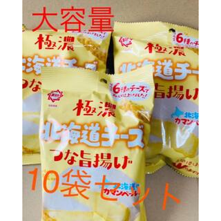 極濃北海道チーズ つな旨揚げ (菓子/デザート)