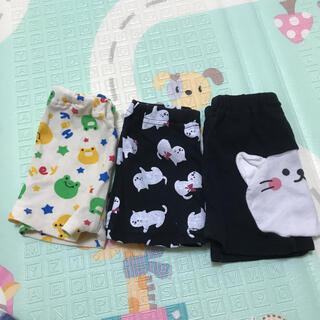 西松屋 - 赤ちゃんショートパンツ3枚