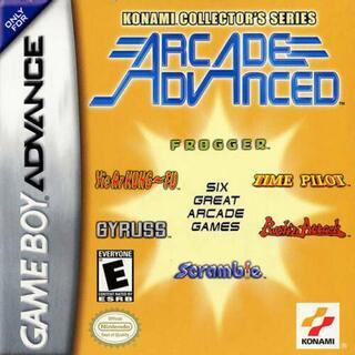 コナミ(KONAMI)のコナミ アーケードゲームコレクション 海外版GBA/ニンテンドーDS 任天堂(携帯用ゲームソフト)