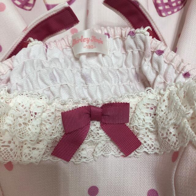 Shirley Temple(シャーリーテンプル)のShirley Temple  JSK  130 キッズ/ベビー/マタニティのキッズ服女の子用(90cm~)(ワンピース)の商品写真