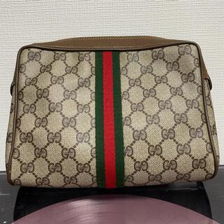 Gucci - Vintage GUCCI セカンドバッグ/ショルダーバッグ