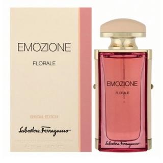 サルヴァトーレフェラガモ(Salvatore Ferragamo)のサルヴァトーレ フェラガモ エモツィオーネ フロラーレ 30ml 香水(ユニセックス)