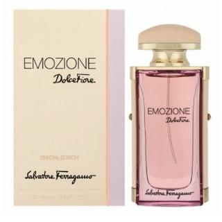 サルヴァトーレフェラガモ(Salvatore Ferragamo)のサルヴァトーレ フェラガモ エモツィオーネ ドルチェフィオーレ 30ml 香水(ユニセックス)