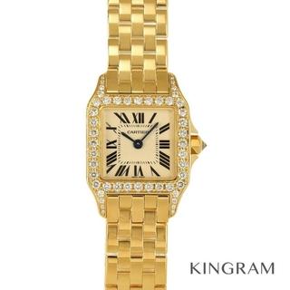 Cartier - カルティエ サントスドゥモアゼル  レディース腕時計