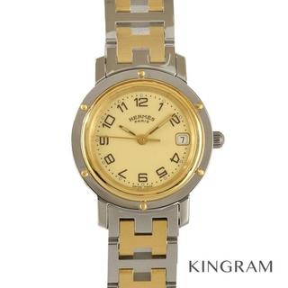 Hermes - エルメス クリッパー  レディース腕時計