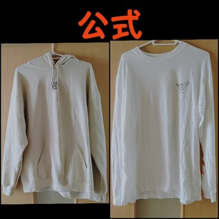 鬼滅の刃 スイパラ コラボカフェ 公式アパレル パーカー ロングTシャツ(その他)