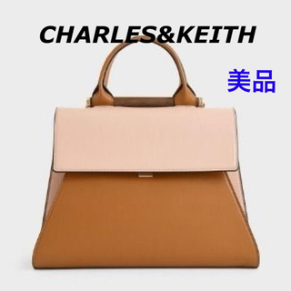 チャールズアンドキース(Charles and Keith)のCHARLES&KEITH(チャールズアンドキース)】ハンドバッグ  (ハンドバッグ)