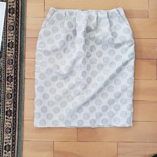 LAUTREAMONT - 美品 ロートレアモン タイトスカート サイズ40