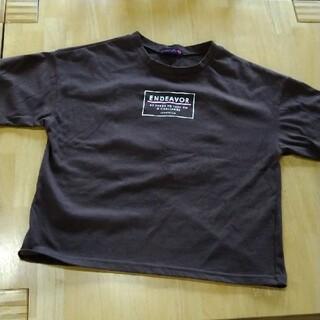 lovetoxic - ラブトキシック バックプリントTシャツ