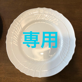 リチャードジノリ(Richard Ginori)のリチャードジノリ ベッキオホワイト プレート 26cm(食器)