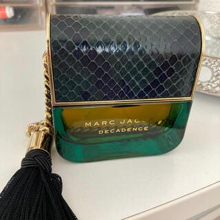 マークジェイコブス(MARC JACOBS)の送料込み☆マークジェイコブスの香水☆DECADENCE(香水(女性用))