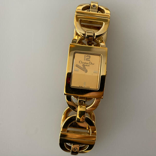 Christian Dior - Christian Dior クリスチャンディオール 腕時計 マリス