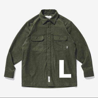 W)taps - WTAPS UNION / LS / COTTON. FLANNEL L
