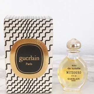 ジーゲラン(GEEGELLAN)の希少 ゲラン ミツコ  オーデトワレ 香水 ミニ 4.5ml(香水(女性用))